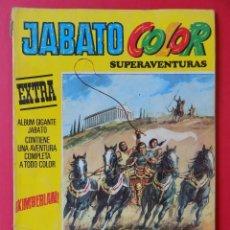 Tebeos: JABATO COLOR EXTRA Nº 4 - KIMBERLAN -TERCERA EPOCA - EDITORIAL BRUGUERA - 1978.. R -6455. Lote 90956815
