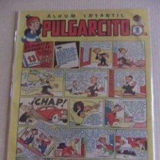 Tebeos: PULGARCITO Nº 25 EL REPORTER TRIBULETE DIA ACIAGO EDITORIAL BRUGUERA. Lote 91151295