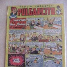 Tebeos: PULGARCITO Nº 26 LA VALENTIA DE DON SIMBAD EL MARIDO EDITORIAL BRUGUERA. Lote 91151705