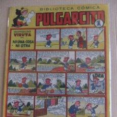 Tebeos: PULGARCITO Nº 29 LEOVIGILDO VIRUTA EN NI UNA COSA NI OTRA EDITORIAL BRUGUERA. Lote 91152135