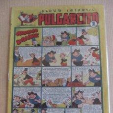 Tebeos: PULGARCITO Nº 34 RECURSO INFALIBLE EDITORIAL BRUGUERA. Lote 91152395