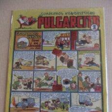 Tebeos: PULGARCITO Nº 35 GUNDEMARO REBOLLO TIENE UN DESCUIDO EDITORIAL BRUGUERA. Lote 91152715