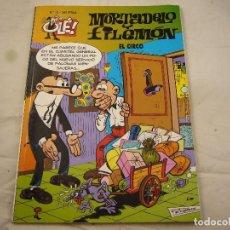 Tebeos: OLÉ! MORTADELO Y FILEMÓN, N° 72 - EL CIRCO - 4A EDICIÓN - EDICIONES B, 2002. Lote 91274495