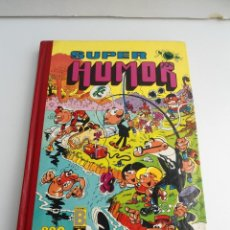 Tebeos: SUPER HUMOR Nº 34 1990 - MORTADELO Y FILEMON, ZIPI ZAPE, CARPANTA, SACARINO, ROMPETECHOS - BRUGUERA. Lote 91627340
