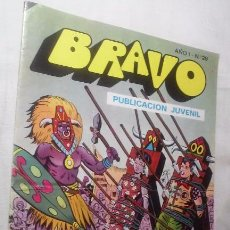 Tebeos: EL CACHORRO LOS ANTROPOFAGOS AÑO I N°29 (AÑO 1976). Lote 91857650