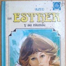 Tebeos: ESTHER PURITA CAMPOS Nº 3 SERIE AZUL 4ª EDICIÓN 1985 TAPA DURA NUEVO. Lote 91882560