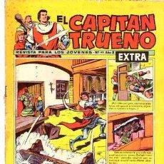 Tebeos: EL CAPITAN TRUENO (EXTRA) (BRUGUERA) Nº 49. Lote 92004245