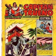 Tebeos: EL CAPITAN TRUENO (EXTRA) (BRUGUERA) Nº 63. Lote 92007535