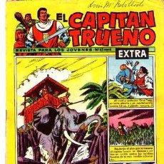 Tebeos: EL CAPITAN TRUENO (EXTRA) (BRUGUERA) Nº 63. Lote 92007715