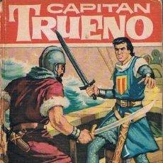 Tebeos: CAPITAN TRUENO LOS PIRATAS ARGELINOS COLECCION HEROES BRUGUERA 15 TERCERA EDICION 1967. Lote 92052015