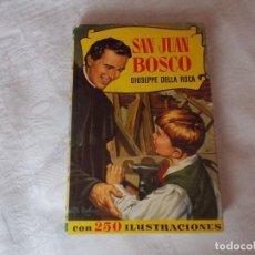 Tebeos: COLECCIÓN HISTORIAS SAN JUAN BOSCO. Lote 92092520