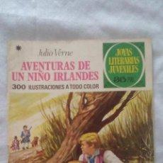Tebeos: JOYAS LITERARIAS - Nº126 - 3ª EDICION 1972 - AVENTURAS DE UN NIÑO IRLANDES. Lote 92107085