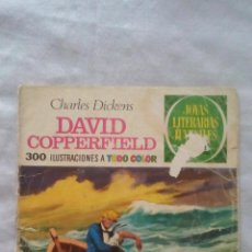 Tebeos: JOYAS LITERARIAS - Nº8 - 1ª EDICION 1970 - DAVID COPPERFIELD. Lote 92109595