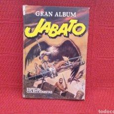 Tebeos: GRAN ÁLBUM -JABATO- ESPECIAL COLECCIONISTAS. Lote 92121888