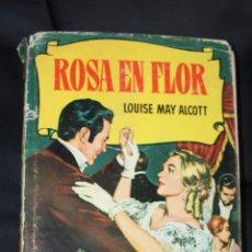 Tebeos: ROSA EN FLOR (DE LOUISE MAY ALCOTT). COLECCION HISTORIAS Nº 119.EDIT. BRUGUERA. . OFERTA. Lote 92214370