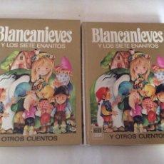 Tebeos: HISTORIAS COLOR SERIE HEIDI COLOR Nº 4 BLANCANIEVES Y LOS SIETE ENANITOS. DIBUJOS CASAMITJANA. Lote 92295960
