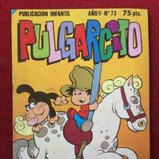 Tebeos: COMIC PULGARCITO AÑO II Nº 73.. Lote 92298280