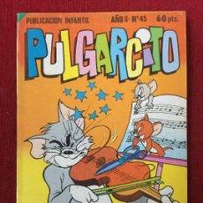 Tebeos: COMIC PULGARCITO AÑO II Nº 45.. Lote 92298430