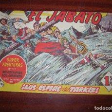 Tebeos: (F.1) EL JABATO Nº 719 ( ¡ LOS ESPIAS DE TARKIZ! . Lote 92333710