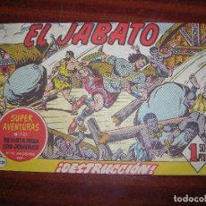 Tebeos: (F.1) EL JABATO Nº 721 ( ¡DESTRUCCIÓN! . Lote 92333840