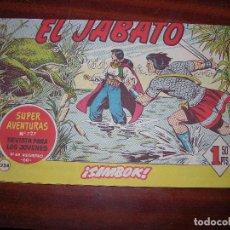 Tebeos: (F.1) EL JABATO Nº 727 ( ¡SIMBOK! . Lote 92333985