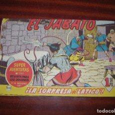 Tebeos: (F.1) EL JABATO Nº 707 ( ¡LA SORPRESA DE ..LÁTIGO..! . Lote 92334425