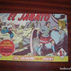 Tebeos: (F.1) EL JABATO Nº 723 ( ¡EL SECRETO DE LA ISLA! . Lote 92334485