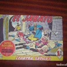 Tebeos: (F.1) EL JABATO Nº 704 ( ¡CONTRA ..LÁTIGO..! . Lote 92334715