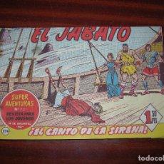 Tebeos: (F.1) EL JABATO Nº 731 ( ¡EL CANTO DE LA SIRENA! . Lote 92334965