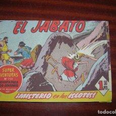 Tebeos: (F.1) EL JABATO Nº 733 ( ¡MISTERIO EN LOS ISLOTES! . Lote 92335210