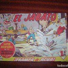 Tebeos: (F.1) EL JABATO Nº 729 ( ¡TRAMPA DE AGUA! . Lote 92335345