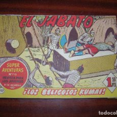 Tebeos: (F.1) EL JABATO Nº 713 ( ¡LOS BELICOSOS KUMAI! . Lote 92335600