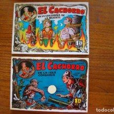 Tebeos: EL CACHORRO, IBERCOMIC EDICIONES 1985. Lote 93164345