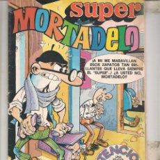 Tebeos: SUPER MORTADELO. Nº 98. PETRO-MORTADELOS RECORTADOS. BRUGUERA. (ST/). Lote 180157093