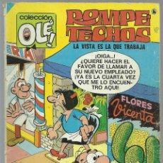 Tebeos: ROMPETECHOS Nº 14 - BRUGUERA COLECCION OLE! 6ª EDICION FEBRERO 1986. Lote 93331530