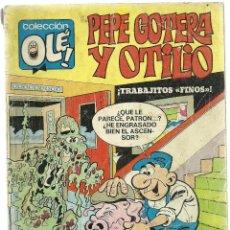 Tebeos: PEPE GOTERA Y OTILIO Nº 8 - ¡TRABAJITOS FINOS! BRUGUERA 1975. Lote 93332220