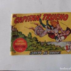 Tebeos: CAPITAN TRUENO Nº 68 ORIGINAL. Lote 93365865