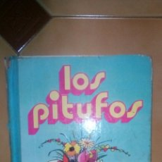 Tebeos: LOS PITUFOS TOMO TAPA DURA EDITORIAL BRUGUERA. Lote 93380094