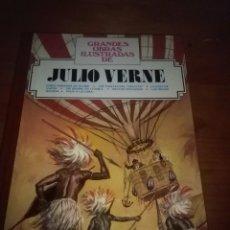 Tebeos: GRANDES OBRAS ILUSTRADAS DE JULIO VERNE. VOLUMEN 2. BRUGUERA. VOLUMEN 2. EST13B4. Lote 93561110