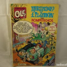 Tebeos: MORTADELO Y FILEMON OLE Nº 206. Lote 93603045
