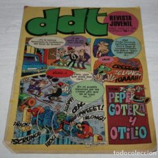 Tebeos: DDT Nº 388, REVISTA JUVENIL, DICIEMBRE 1974, COMIC TEBEO ANTIGUO. Lote 93624620