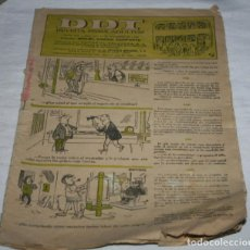Tebeos: DDT Nº 705, REVISTA JUVENIL, NOVIEMBRE 1964, COMIC TEBEO ANTIGUO. Lote 93625025