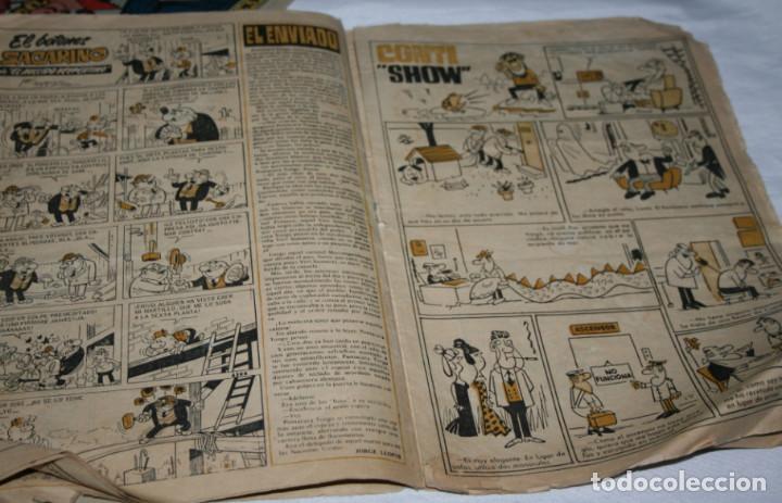 Tebeos: DDT Nº 705, REVISTA JUVENIL, NOVIEMBRE 1964, COMIC TEBEO ANTIGUO - Foto 3 - 93625025