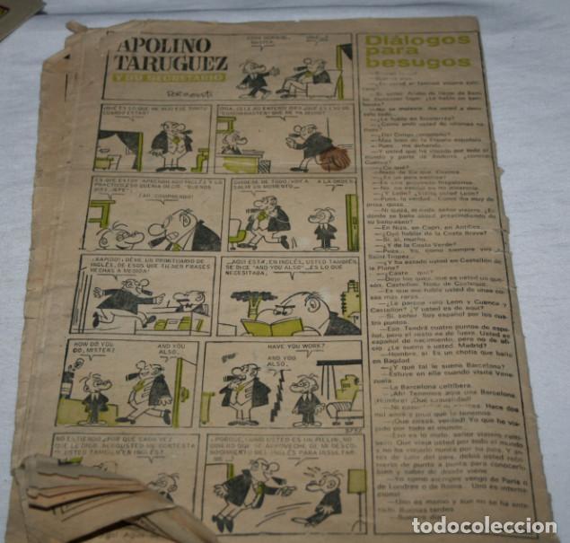 Tebeos: DDT Nº 705, REVISTA JUVENIL, NOVIEMBRE 1964, COMIC TEBEO ANTIGUO - Foto 4 - 93625025