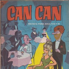 Tebeos: COMIC COLECCION CAN CAN Nº 5. Lote 93688840