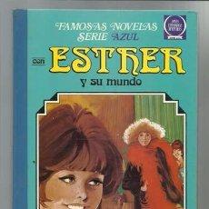Tebeos: ESTHER Y SU MUNDO, NUEVA EDICIÓN REVISADA, 1985, COMPLETA, 10 TOMOS EN MUY BUEN ESTADO. Lote 93740460