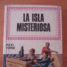 Tebeos: LA ISLA MISTERIOSA. JULIO VERNE. ANTONIO PÉREZ. HISTORIAS INFANTIL BRUGUERA. Nº 27. AÑO 1978.. Lote 93817290