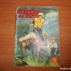 BDs: HAZAÑAS DEL OESTE Nº 61 EDITORIAL TORAY . Lote 93922665