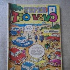 Tebeos: SUPER TIO VIVO Nº 44 BRUGUERA 1976 BRIGADA ESPECIAL. Lote 93969105