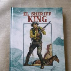 Tebeos: EL SHERIFF KING 2 EDICIONES B 2007 (DESC.20%). Lote 93972345